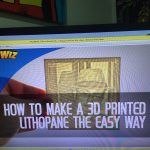 3dprint a photo and make it a Lithopane New videohellip
