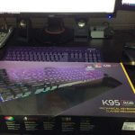 Replacement keyboard just showed up  Corsair K95 RGB hellip