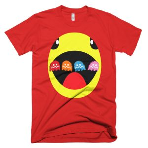 Hungry Hungry Video Game – PacMan Inspired T-Shirt